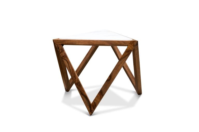 Marmori Triangular Side Table_£139_pib-home.co.uk