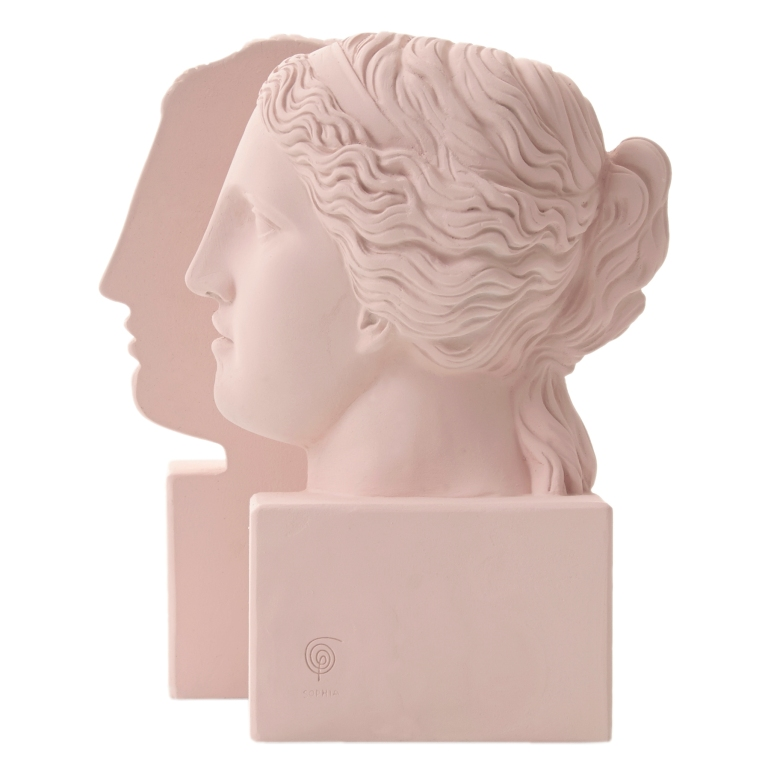 Venus Bookends (set of 2)